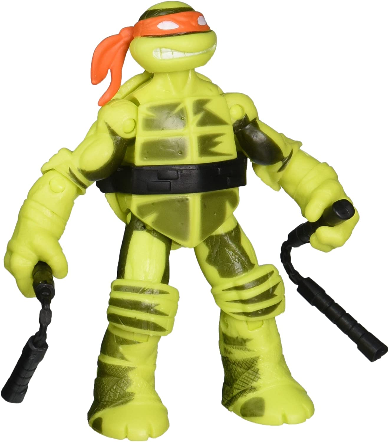 Teenage Mutant Ninja Turtles Ninja Color Change Michelangelo Action Figure