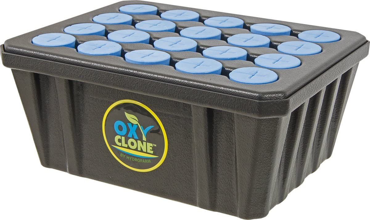 best cloning machine: Hydrofarm oxyCLONE 20 Site - your compact choice
