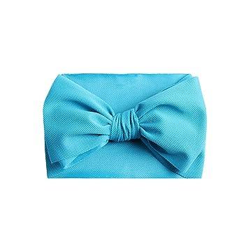Amazon.com: Diadema para niñas, lazos de pelo grandes y ...