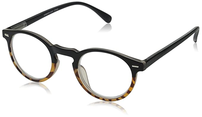 624d9a856e Amazon.com  Peepers Men s Free Spirit Round Reading Glasses  Clothing