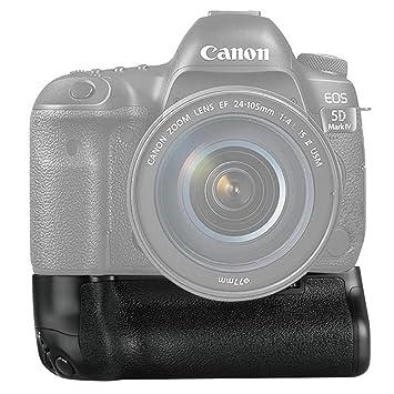Empuñadura de batería para Canon EOS 5d mark IV, PULUZ vertical ...