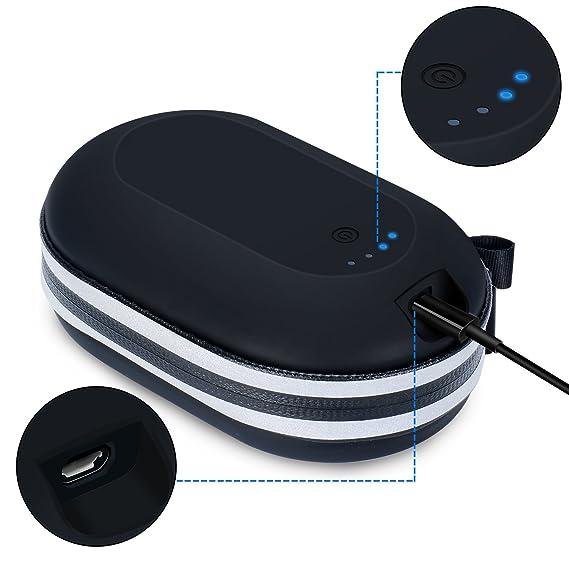 Doble puertos de salida Inalámbrico Bluetooth Auriculares estuche de carga para Beats X Powerbeats 3 Bose quietcontrol 30 BeoPlay H5 H3 2 nd de batería Caso ...