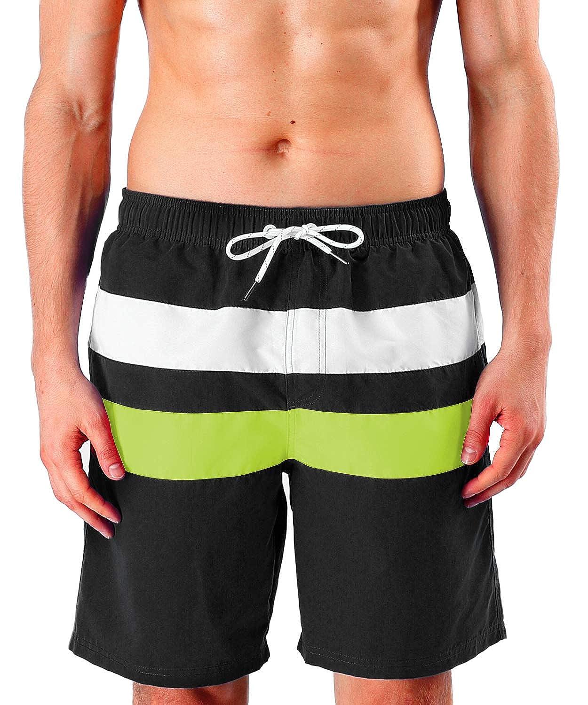 9b95628c8a Milankerr Men's Swim Trunk: Amazon.co.uk: Clothing