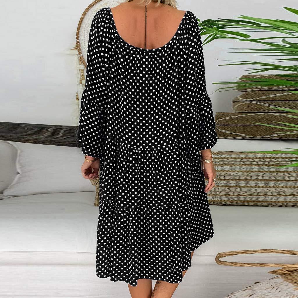 Wave166 Ropa de Baño Camisolas Playa Mujer Camisolas Pareos Borla ...