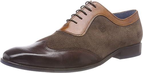 Melvin & Hamilton Rico 8, Zapatos de Cordones Derby para Hombre