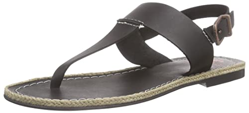 Fred Tstrap Sandalet Flat Lloret Flat, Womens T-Bar Sandals Fred De La Bretoniere