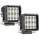 Rigid Industries 32261 D2 XL Driving Light, (Set of 2)