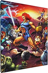 Canvas Painting Wall Art For Home Bedroom Living Room Wall Decor Thundercats Anime Poster Art Paintings