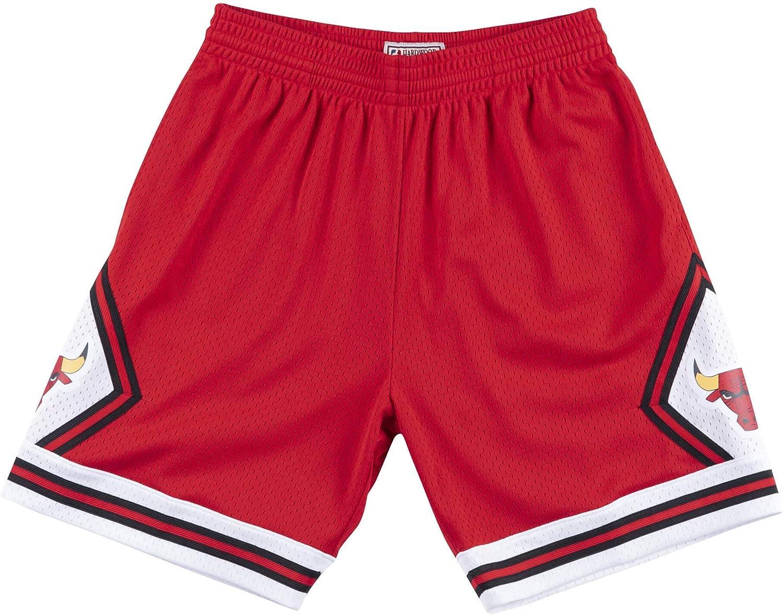 Mitchell /& Ness Chicago Bulls 1975-76 Swingman Road Shorts