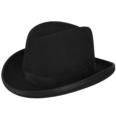 96961aa859c6 Hats.Com Men Big Boss Homburg - Exclusive at Amazon Men's Clothing ...