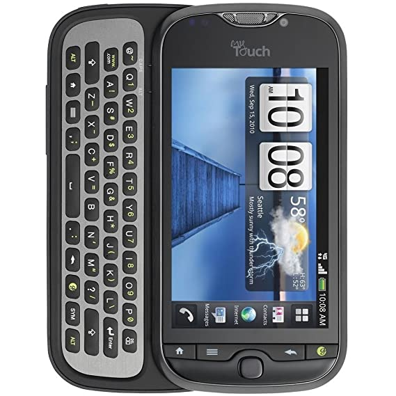 amazon com htc mytouch 4g slide global qwerty gsm android