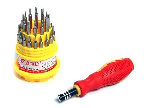 Destornillador tornillos-raspar juego de destornillador con puntas ...