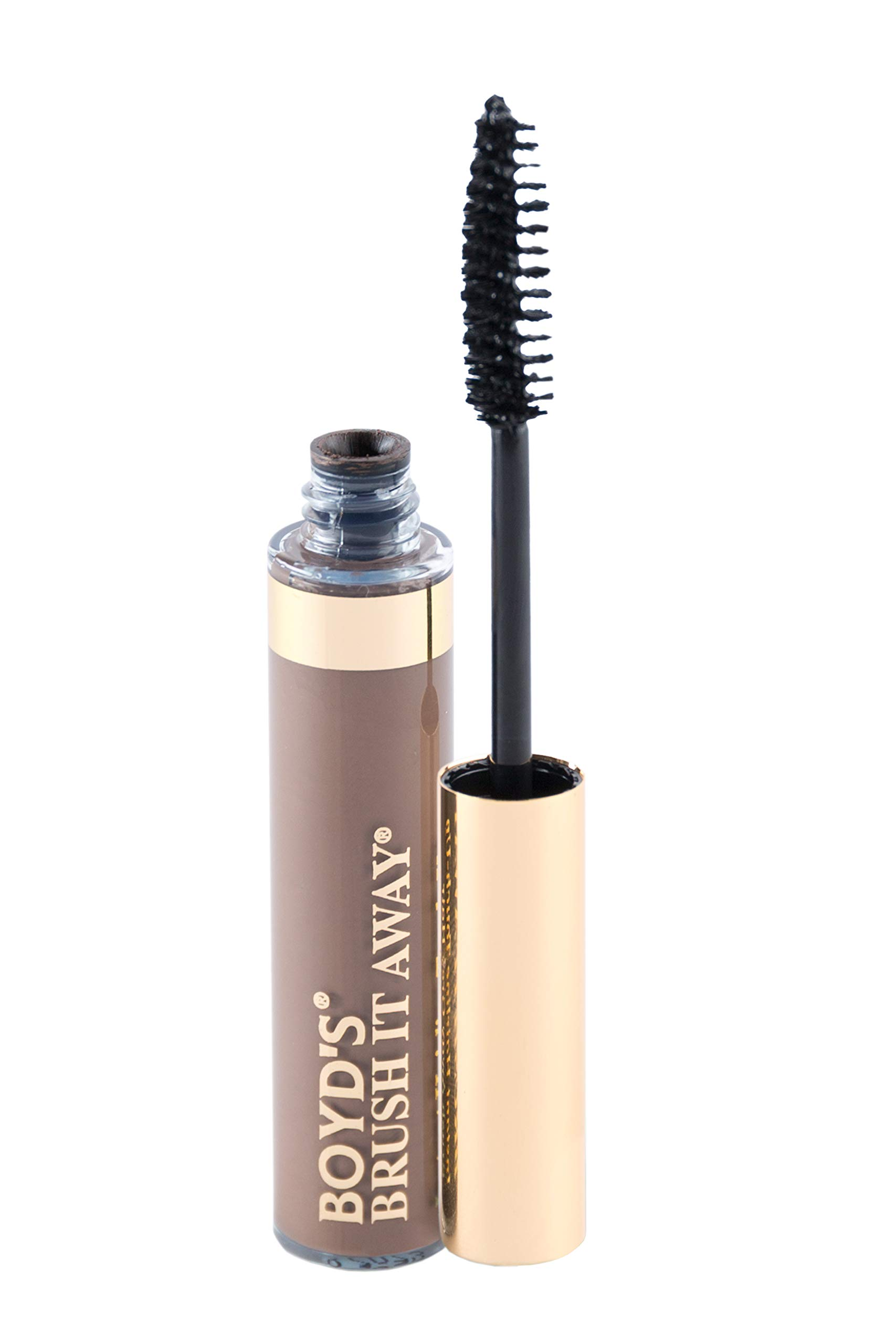 Boyd's Brush It Away Hair Mascara and Root Touch Up (Light Brown) by BOYD'S MADISON AVENUE