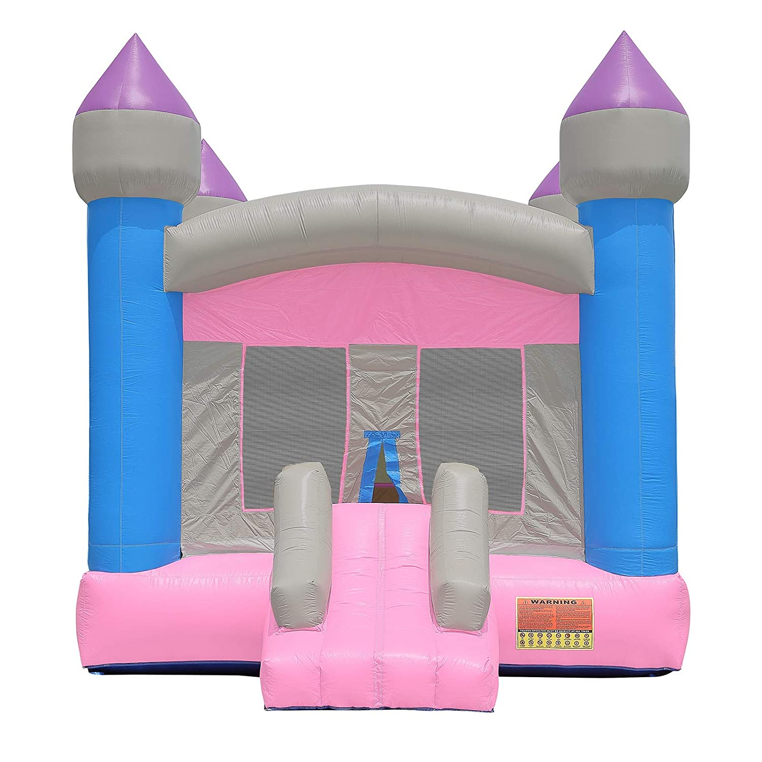 Amazon.com: HQ Bounce Casa 100% PVC. Princesa Castillo de ...