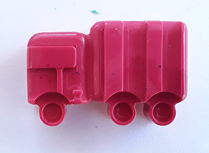 Listing All Trucks >> Amazon Com Garbage Truck Crayon Set Of 12 Crayons Party