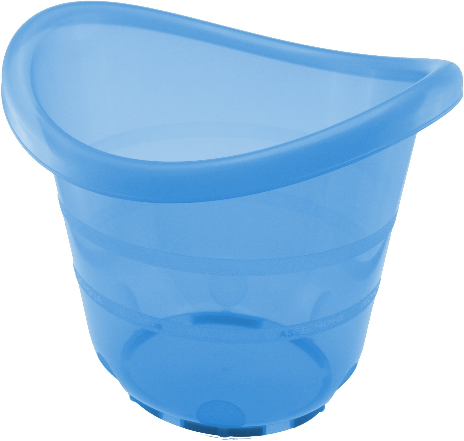 Bieco 196061 Baby Bathtub Blue 79000061