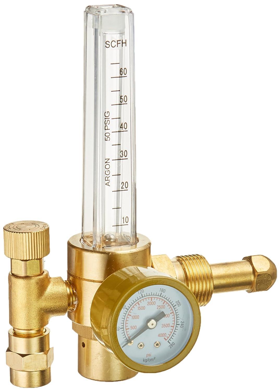 Masterwelder MWARFM-580 Argon Flowmeter Regulator MASTERWELD - MWARFM-580