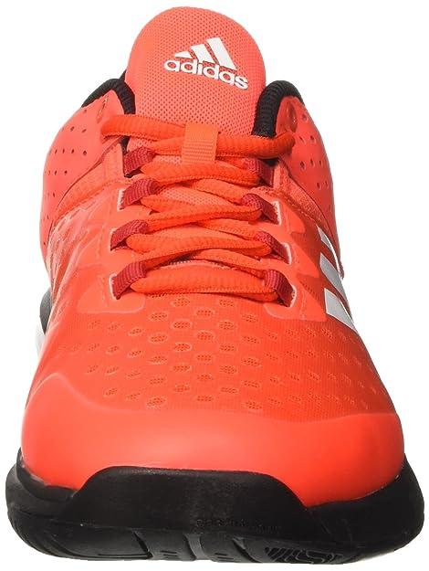 check out 940a7 ddcd0 adidas Court Stabil, Zapatillas de Balonmano para Hombre Amazon.es Zapatos  y complementos