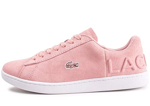 Zapatillas Lacoste Carnaby EVO 318 Rosa 39 Rosa: Amazon.es: Zapatos y complementos