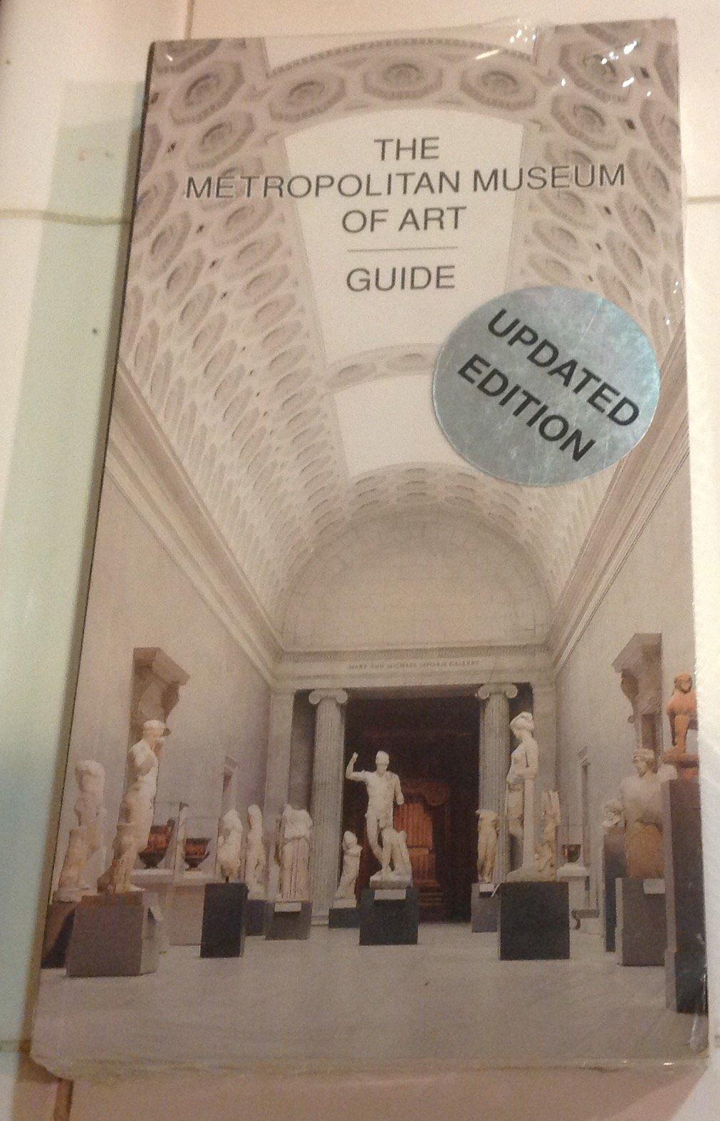 Read Online The Metropolitan Museum of Art Guide pdf epub