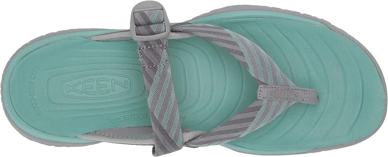 KEEN Womens Solr Toe Post Thong Sandal