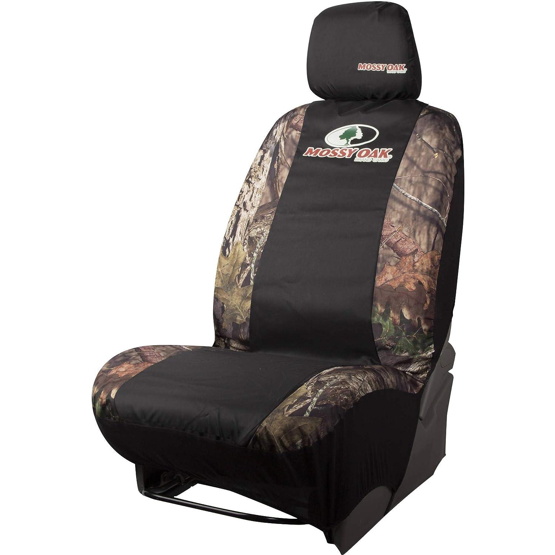 6 Pieces Pilot Automotive Pilot SCT-445CA Black//Tan Camo Neoprene Seat Covers
