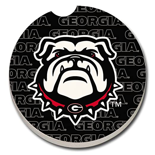 University of Georgia Fan Car Coaster