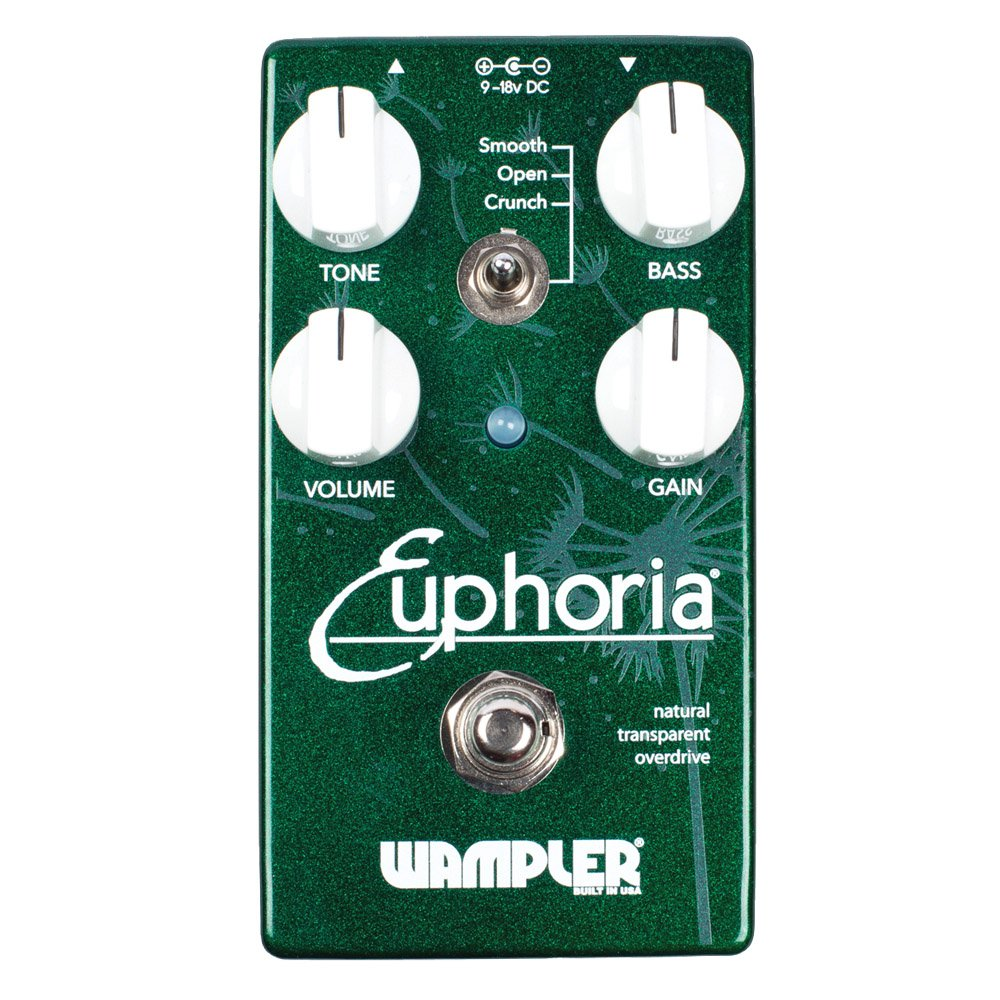 Top 13 Best Overdrive Pedal Reviews in 2020 5