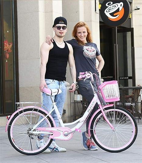 ZJDU Hombres Y Mujeres Adultos Que Viajan En Bicicleta ...
