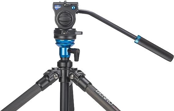 Benro S2 Video Head Camera Photo