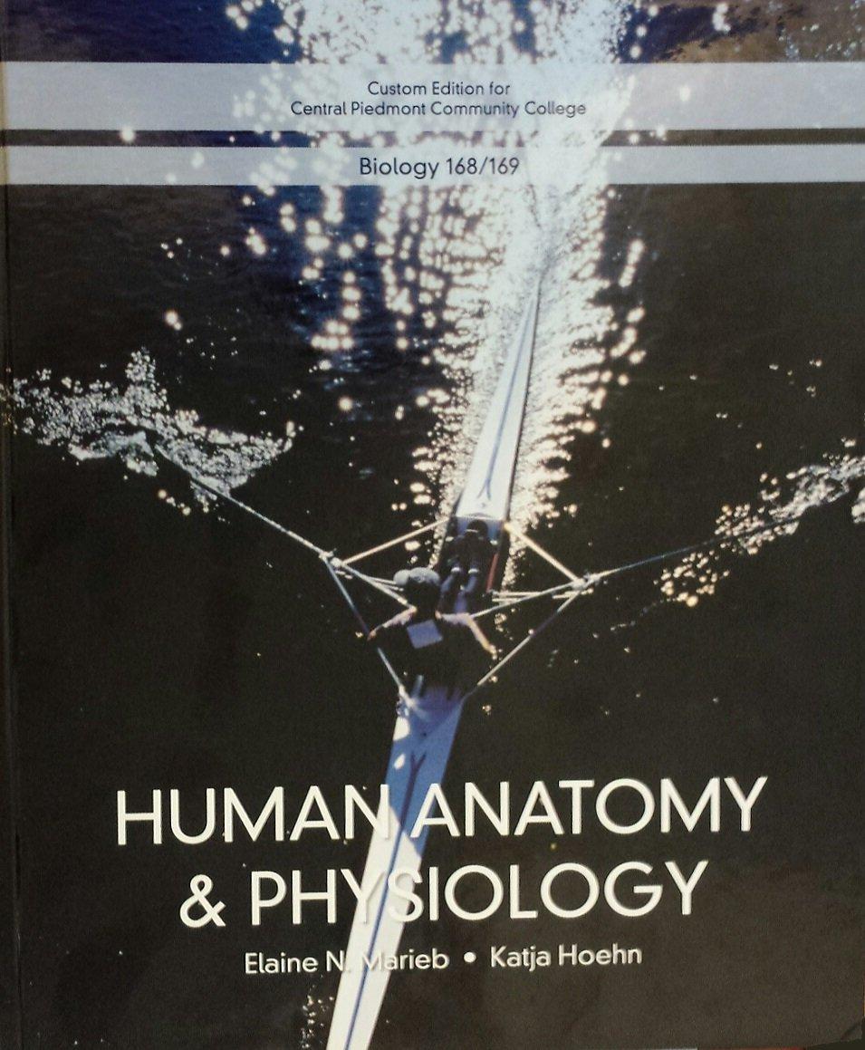 HUMAN ANAT.+PHYS.:BIO.168/169: Amazon.com: Books