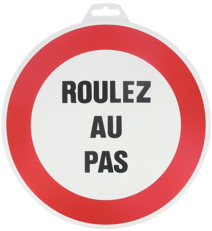 Novap - Panneau - Roulez au pas - Diametre 300Mm Rigide 4062129