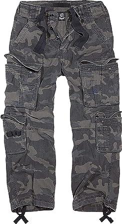 Brandit Pure Vintage Herren Cargo Hose (+Übergrößen bis 7XL)