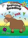 Beginning Reading, Grade K: Gold Star Edition (Home Workbooks)