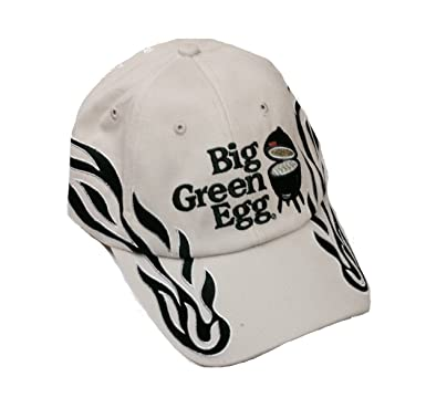 8f89ea34522 Image Unavailable. Image not available for. Color  Big Green Egg Khaki Cap  ...