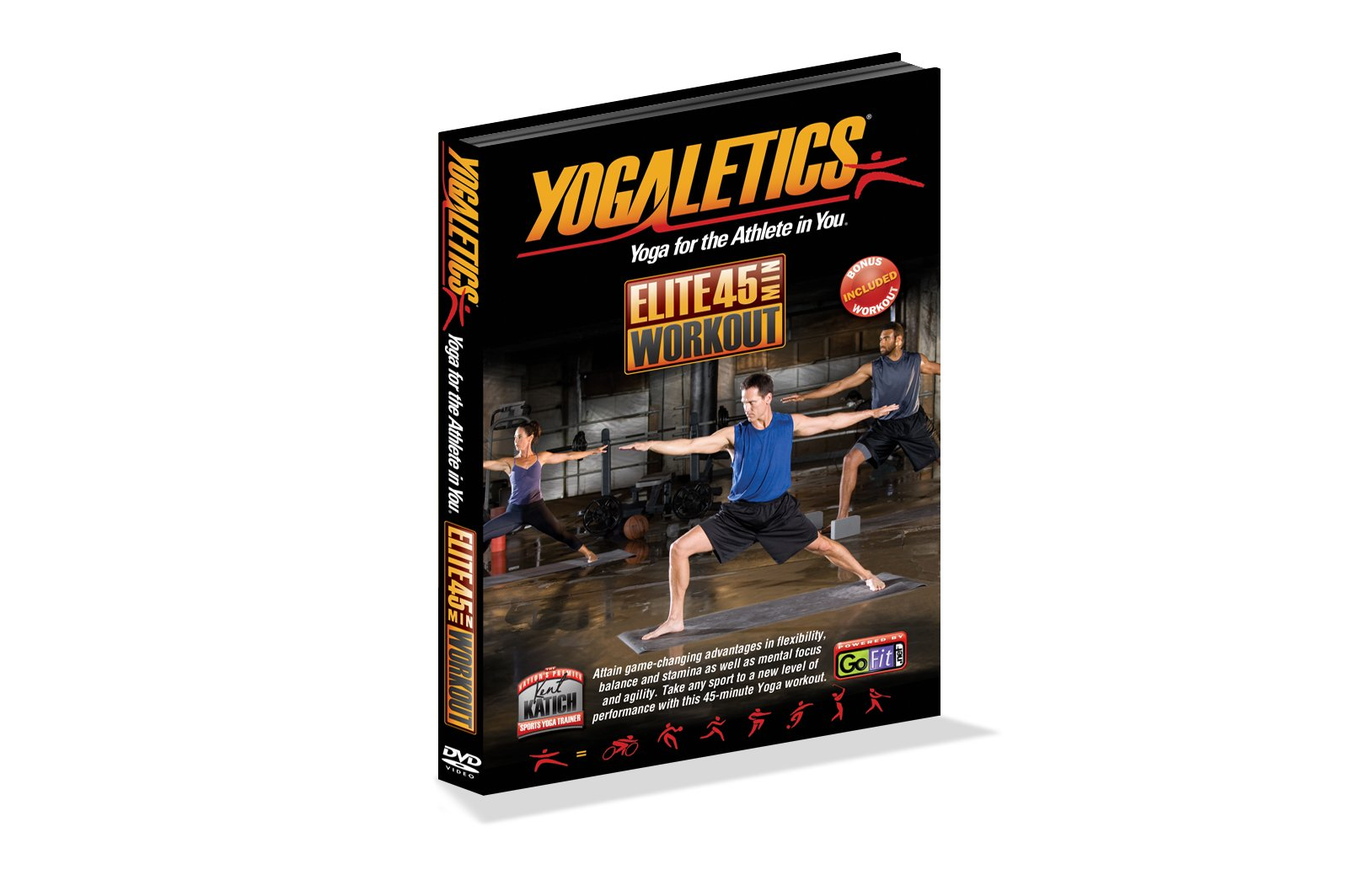 GoFit Yogaletics Elite Workout by GoFit