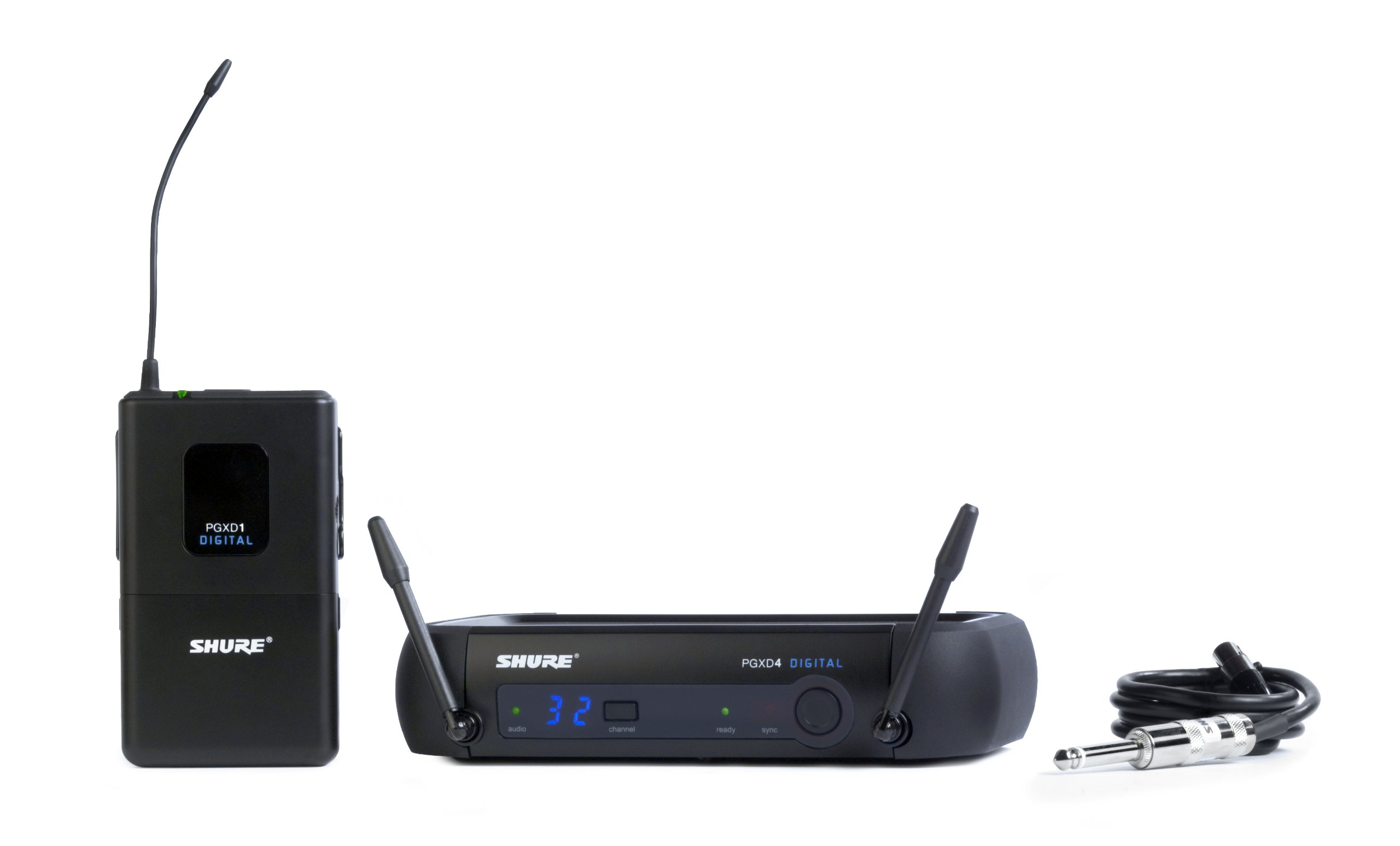 Shure PGXD14 Digital Wireless System for Guitar/Bass by Shure