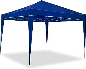 SmartSun Carpa California Style Azul 3x3: Amazon.es: Jardín
