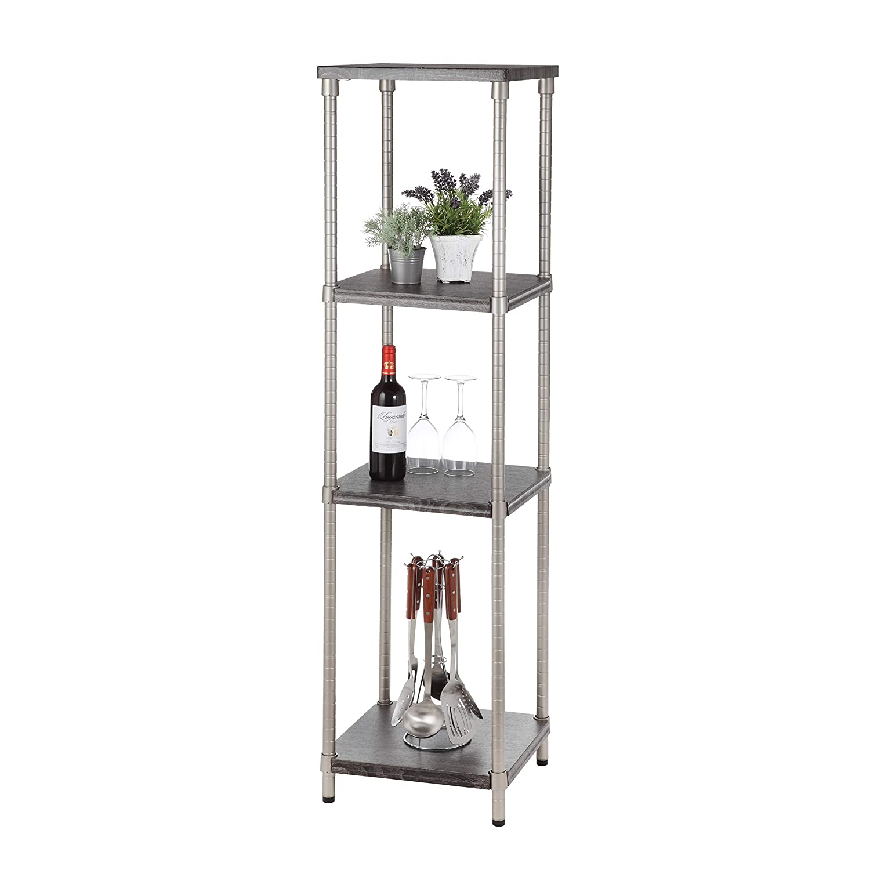HomeZone Bookcase Storage Rack Shelf Accessory Kit Large CAG0032A