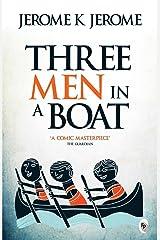 Three Men in a Boat Paperback