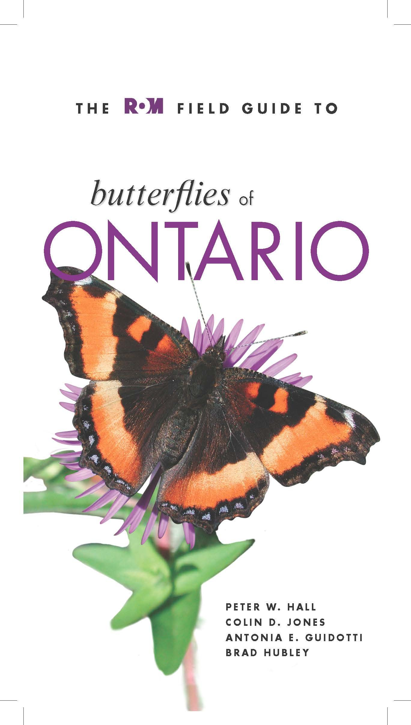 Download The ROM Field Guide to Butterflies of Ontario pdf