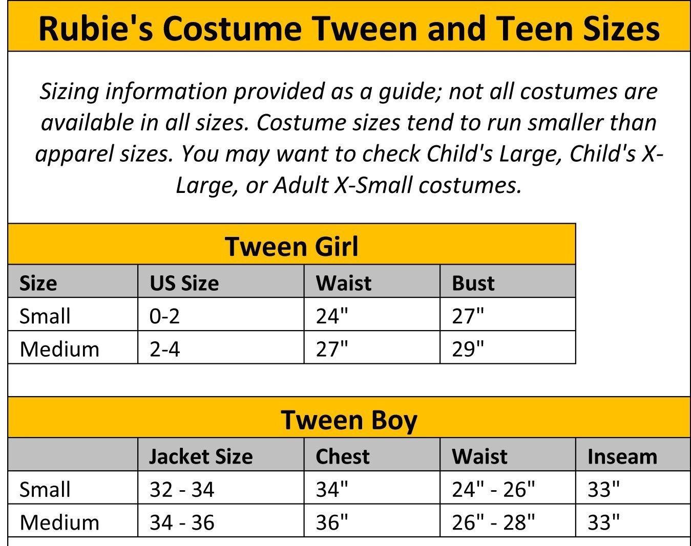 Wizard Of Oz Teen Tin Woman Costume, Silver Metallic, Small