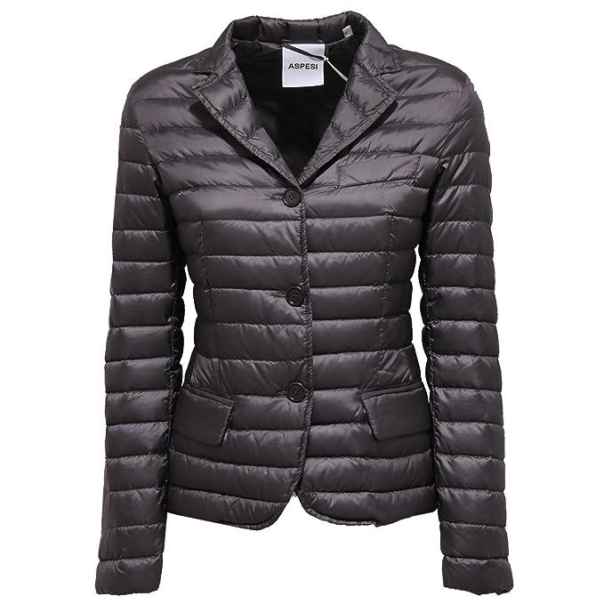 ASPESI 0575W piumino donna dark grey jacket woman  S   Amazon.it   Abbigliamento c042e1eb83b6