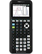 Texas Instruments TI-84 PLUS CE Graphing Calculator,  Black (Frustration-Free Packaging) (84PLCE/PWB/2L1/A)