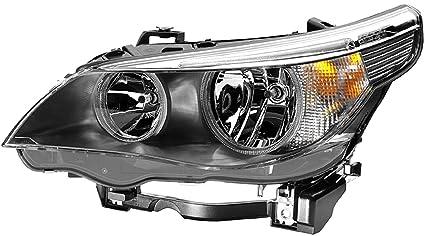 525i 2004 headlight removal