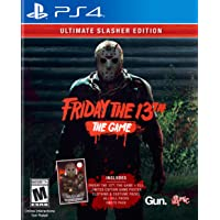 Friday the 13th: The Game - Special Limited Ultimate Slasher Edition - PlayStation 4