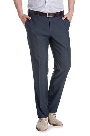 Esprit - Pantalón de Traje Slim fit para Hombre, Talla 46 ...