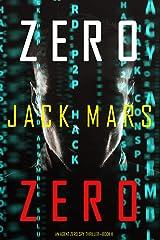 Zero Zero (An Agent Zero Spy Thriller—Book #11) Kindle Edition
