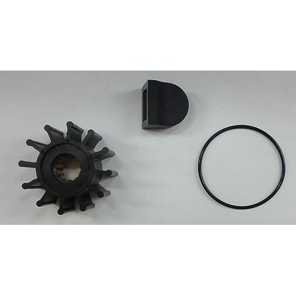 Impeller Repair kit Replaces Volvo Penta 21951348 21213660  With O-ring seal