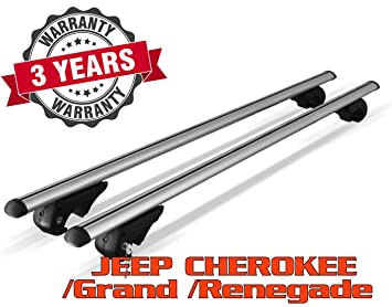Perchero de techo para Jeep Cherokee, Grand Cherokee ...